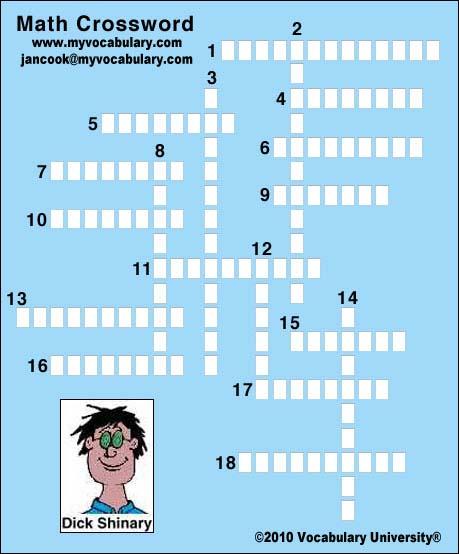 Math Study by Grade vocabulary games, Math Study by Grade vocabulary ...